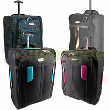 Hybrid Synthetic Up to 40L Heavy-Duty Luggage