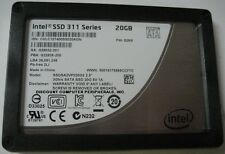 Intel SSDSA2VP020G2 20GB SSD SATA II 3GB/S 2.5in 23 in stock Free SATA Cable Set