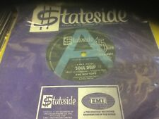 australian promo the box tops soul deep a sided promo 45 / the happy. Song