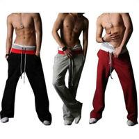 New Mens Casual Sport Pants Harem Training Dance Baggy Jogging Trousers Slack i