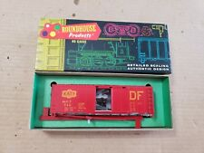 Roundhouse HO Deluxe Katy DF 40' Box Car