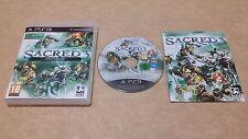 Sacred 3-PRIMA EDIZIONE (Sony PlayStation 3) versione Europea