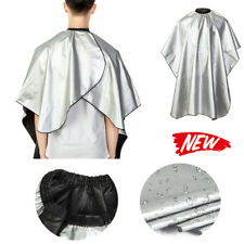 Waterproof Salon Hair Cut Hairdressing Hairdresser Barbers Cape Gown Cloth Apron