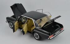 Norev Mercedes Benz 200/8 W115 1969 Black 1:18 183775