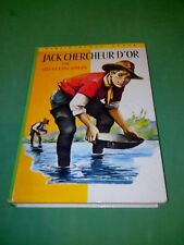 Fleischman - Jack chercheur d'or - Bibliothèque Verte (1965)