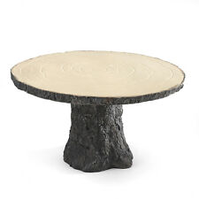 New Rustic Log Cake Stand Wedding Event