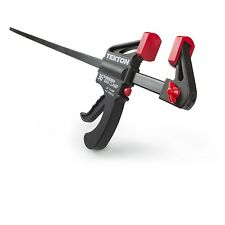 """TEKTON 36"""" Ratchet Bar Clamp and 42"""" Spreader with Super-Strong Nylon Jaw, 39186"""