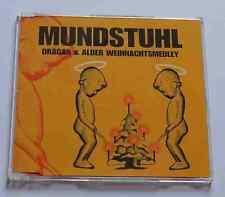"""MUNDSTUHL - """"Dragan & Alder Weihnachtsmedley"""" - 5 Track Maxi CD -"""