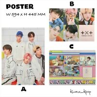 [TXT] MINISODE 1 :BLUE HOUR OFFICIAL ROLLED POSTER VER. A or B SHIP IN TUBE CASE