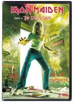 Iron Maiden - La Historia De Parte 1: The Temprano Años Nuevo DVD