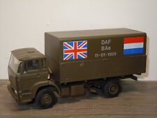 """Daf 2300 Dutch Army Truck """"Daf BAe 1989"""" - Lion Car Holland 1:50 *35097"""