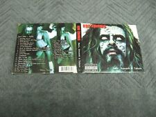 Rob Zombie past present future - digipak - 2 CD - CD Compact Disc