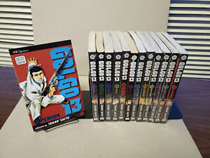 Golgo 13 1-13 Complete US Manga Set 10vols Sealed 1 Owner English Viz Rare