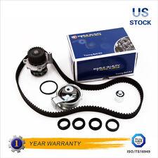 Timing Belt Kit Water Pump For 01-05 Audi A4 Quattro Passat 1.8L Turbo Contitech