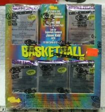 TC 1994-95 Classic Draft Basketball 30ct Jumbo Box Grant Hill Jason Kidd