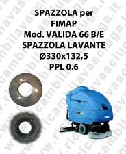 VALIDA 66 - SPAZZOLA LAVARE per lavapavimenti FIMAP