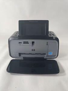 HP Photosmart A646 Digital Photo Inkjet Bluetooth Printer Touch screen Portable