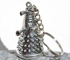 Doctor Who 3D Dalek Keyring Keychain geek Gift Free fast delivery UK Seller