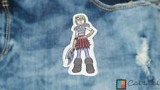 Iron on patches - How to Train Your Dragon Dragons Astrid comic children – color