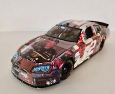 2005 RUSTY WALLACE signed ACTION Milestones 9X Bristol Winner Dodge NASCAR 1/24