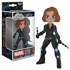 FUNKO ROCK CANDY MARVEL STUDIOS THE FIRST TEN YEARS BLACK WIDOW NEW