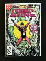 COSMIC BOY #1 DC COMICS 1986 VF+