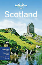 Lonely Planet Paperback Scottish Travel Guides