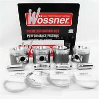 Schmiedekolben Kit (4x) Wössner 81.00 - 83.50mm VW 1,8l 8V  DX EV ABS 1P 2H ADZ