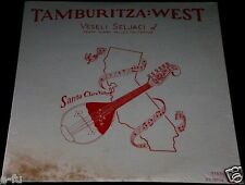 TAMBURITZA WEST Veseli Sajaci Santa Clara CA Slavic Serbain Folk Music LP Sealed