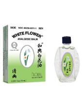 White Flower, Analgesic Balm, Floral Scented, 0.34 oz, 10ml