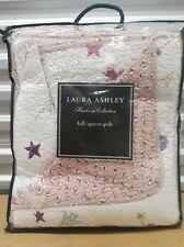 NEW Laura Ashley Fun Fairies Full/Queen Quilt