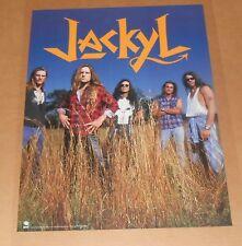 Jackyl Poster Original 1993 Promo 24x18