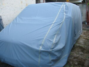 Copriauto Con Zip Evergreen Materiale Speciale SUV Mis.XL 485x195x185cm