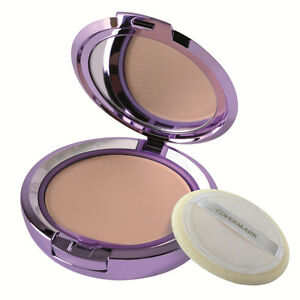Covermark Compact Powder - For Normal Skin Natural Looking Coverage Makeup