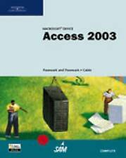 Microsoft Office Access 2003: Complete Tutorial, Cable, Sandra, Pasewark, Willia