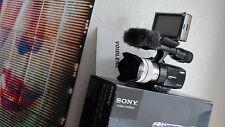 Sony Handycam NEX-VG30 Sel e película cinematográfica PAL videocámara HD 1080p (VG10, VG20)