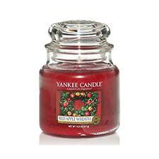 Bougies et chauffe-plats de décoration intérieure Yankee Candle paraffine pomme