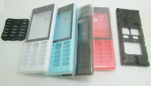 New Housing Cover Bezel Case Keypad Keybaord  For Nokia Asha 216 216DS RM-1187