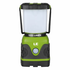 LE 10W LED Campinglaterne, Dimmbar 1000lm Campinglampe, 3 Helligkeiten, IP44