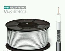 CAVO ANTENNA FRACARRO 5 MM CAVO TV FRACARRO  COASSIALE 5 mm 50 mt