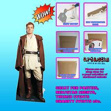 Star Wars Obi Wan Kenobi  Ewan McGregor LIFESIZE CARDBOARD CUTOUT