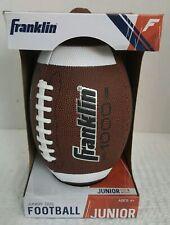 Franklin 1000 Football Grip Rite Precision Stitch Sports Ball New