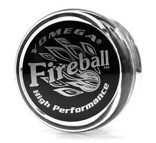 NEW Yomega High Performance YoYos YoYo Yo-Yo Yo - FIREBALL BLACK - Player Level