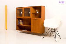 Vintage G Plan Mid Century Retro Teak Glass Display Drinks Cabinet Shelves