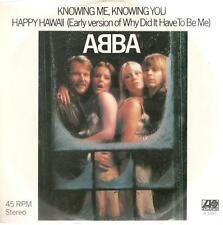 ABBA: Lot Of Two 7 in Record Set w/ Photo Sleeves