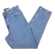 NWT New Vintage Levi's Mom JEANS 550 Relaxed Fit Tapered Leg High Waisted SZ12