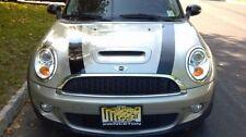 """Hood stripes fits mini cooper car 5"""" x 45"""" Long you Get 2 Choose Color"""