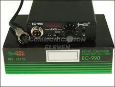 Euro Cb ec-990 cámara de eco para 5 Pin Cobra & Presidente Radios Cb 90,140,142 Gtl