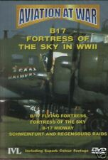 [Aviation at War - B17 Fortress Of The Sky In WWII] DVD