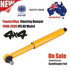 Steering Damper Toyota Hilux 4wd Ute LN107 LN108 LN111 YN107 YN110 4x4 8/88-1997